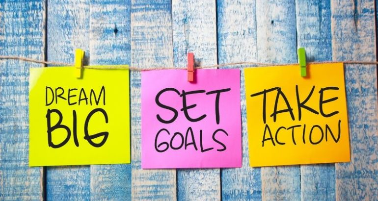 The Importance Of Documenting Your Goals