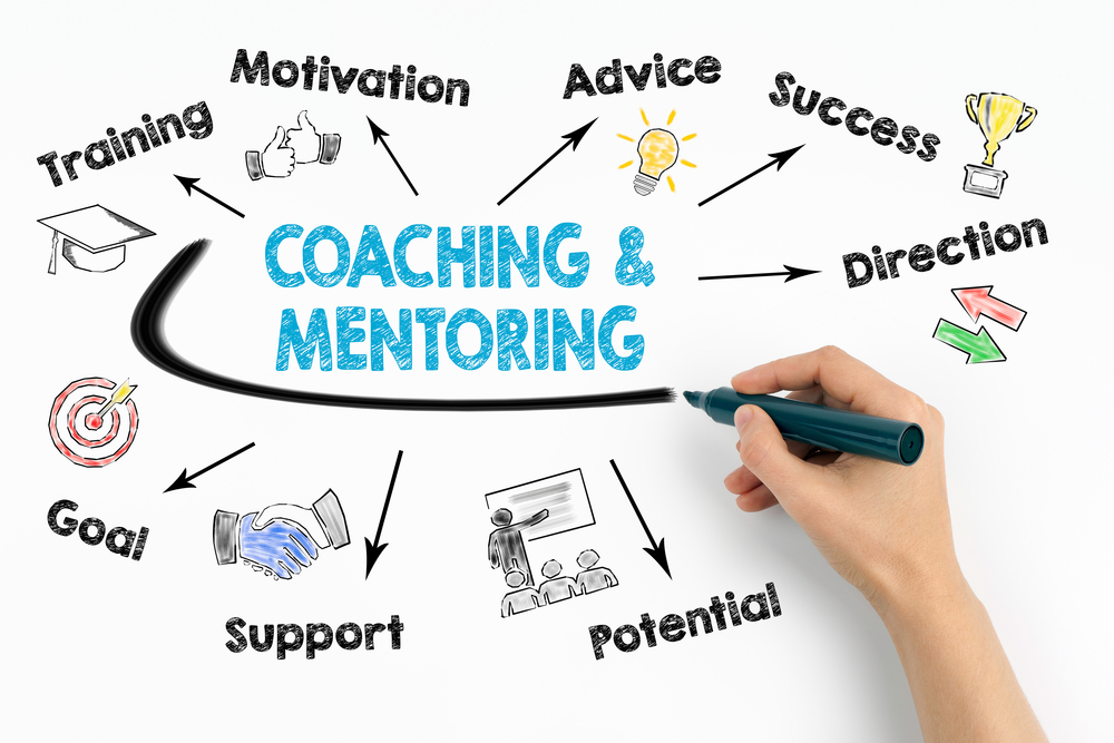 Successful Mentoring Relationship Tips from Blue Xchange | Point of Blue